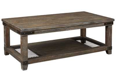Image for Danell Ridge Brown Coffee Table