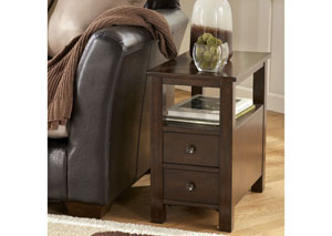 Marion Chair Side End Table (Set of 2)