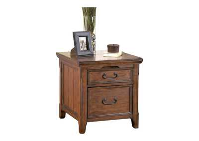 Image for Woodboro Media End Table