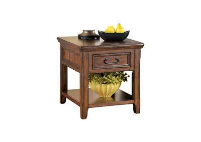 Image for Woodboro Rectangular End Table