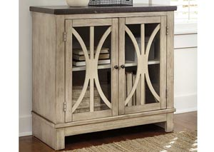 Vennilux Door Accent Cabinet