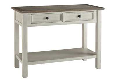 Image for Bolanburg Two-Tone Sofa Table