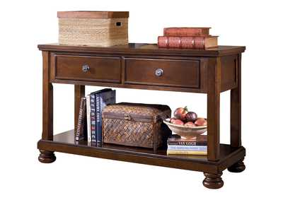 Image for Porter Console Sofa Table