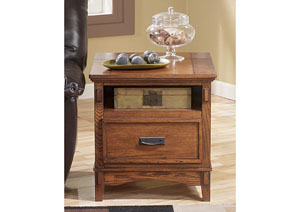 Cross Island End Table (Set of 2)