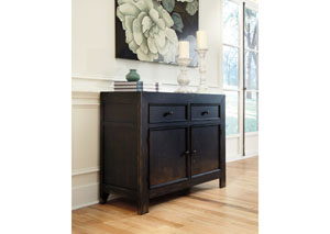 Gavelston Accent Cabinet