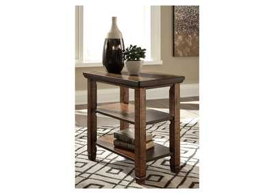 Royard Chairside Table