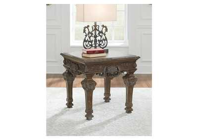 Image for Charmond Brown End Table