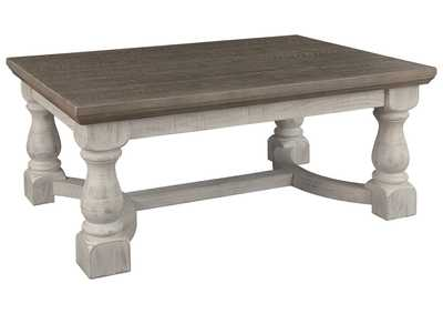 Image for Havalance Gray/White Coffee Table