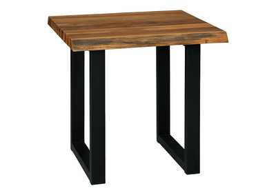 Brosward Two-Tone End Table