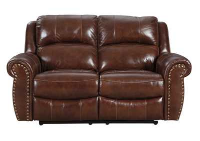 Bingen Harness Reclining Loveseat,Signature Design By Ashley