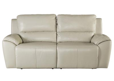 Valeton Cream 2 Seat Reclining Sofa