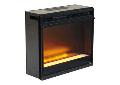 Image for Entertainment Accessories Electric Fireplace Insert