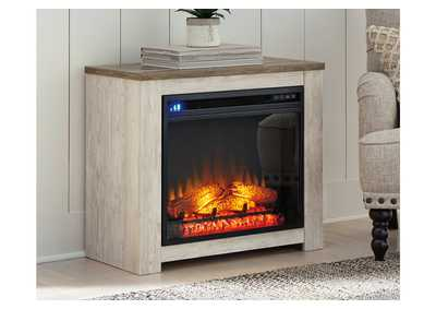 Image for Willowton Fireplace Mantel
