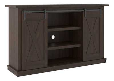 "Image for Camiburg Warm Brown 54"" TV Stand"