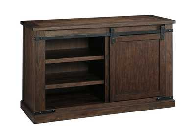 Image for Budmore Rustic Brown Medium TV Stand