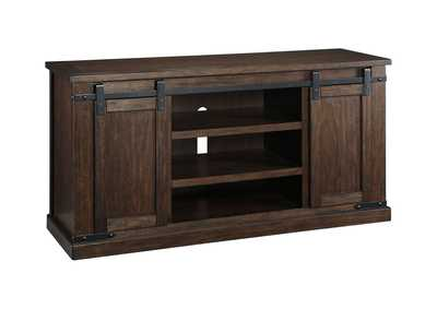 Budmore Rustic Brown Large TV Stand