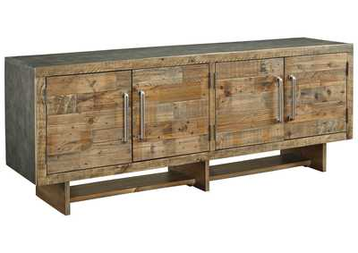 Mozanburg Extra Large TV Stand