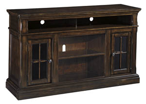 Roddinton Dark Brown Large TV Stand