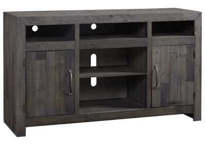 Image for Mayflyn Charcoal Large TV Stand
