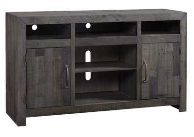 Mayflyn Charcoal Large TV Stand