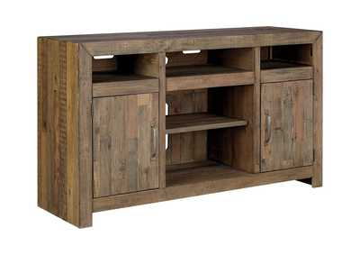 "Sommerford Brown 62"" TV Stand"