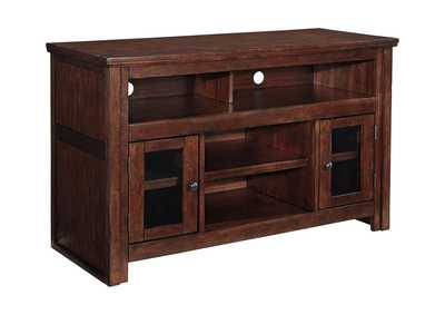 Image for Harpan Reddish Brown Medium TV Stand