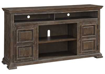 "Image for Wyndahl Rustic Brown 72"" TV Stand"