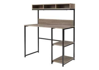 Image for Daylicrew Home Office Desk and Hutch