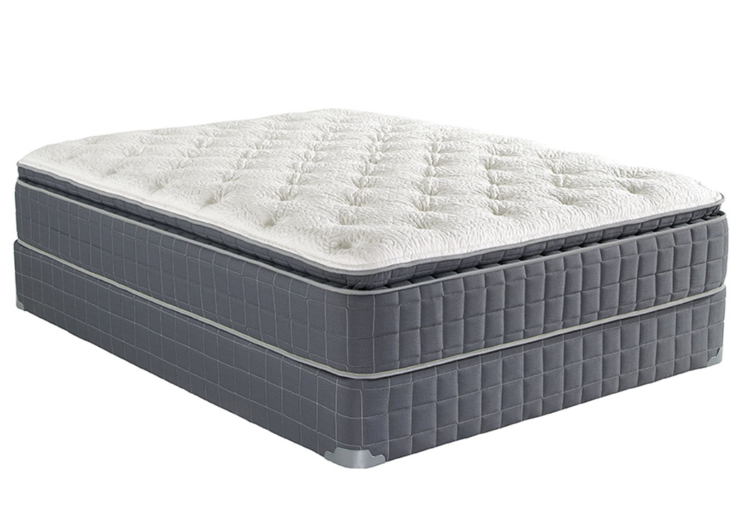 Exhilaration Pillow Top Twin XL Mattress,Atlantic Bedding & Furniture