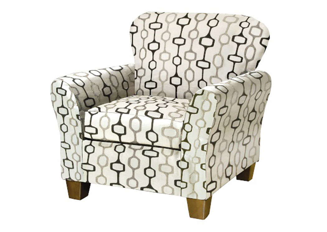 Handcuff Trance Accent Chair,Atlantic Bedding & Furniture