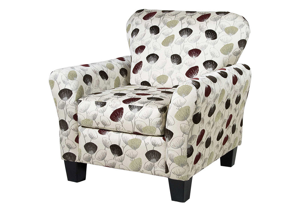 Roxanne Rio Accent Chair,Atlantic Bedding & Furniture