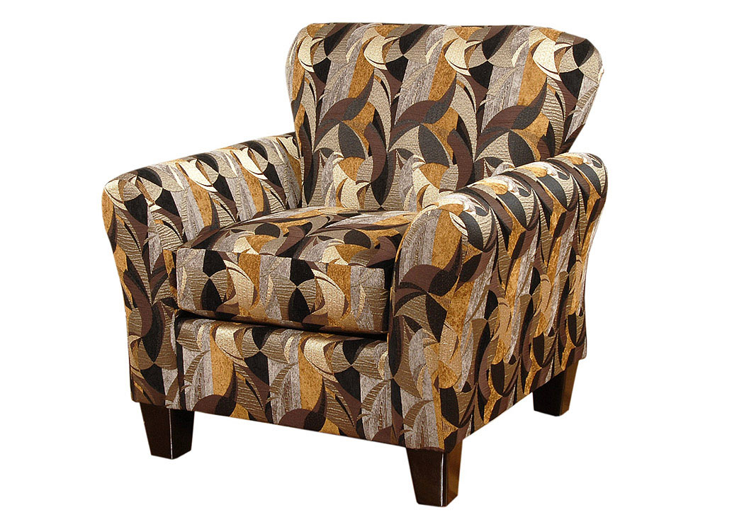 Radical Peppercorn Accent Chair,Atlantic Bedding & Furniture