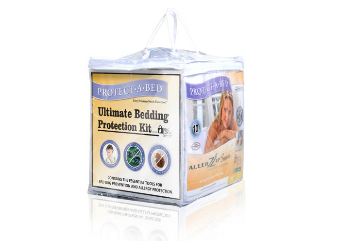 Ultimate/Bed Bug Queen Kit,Atlantic Bedding & Furniture