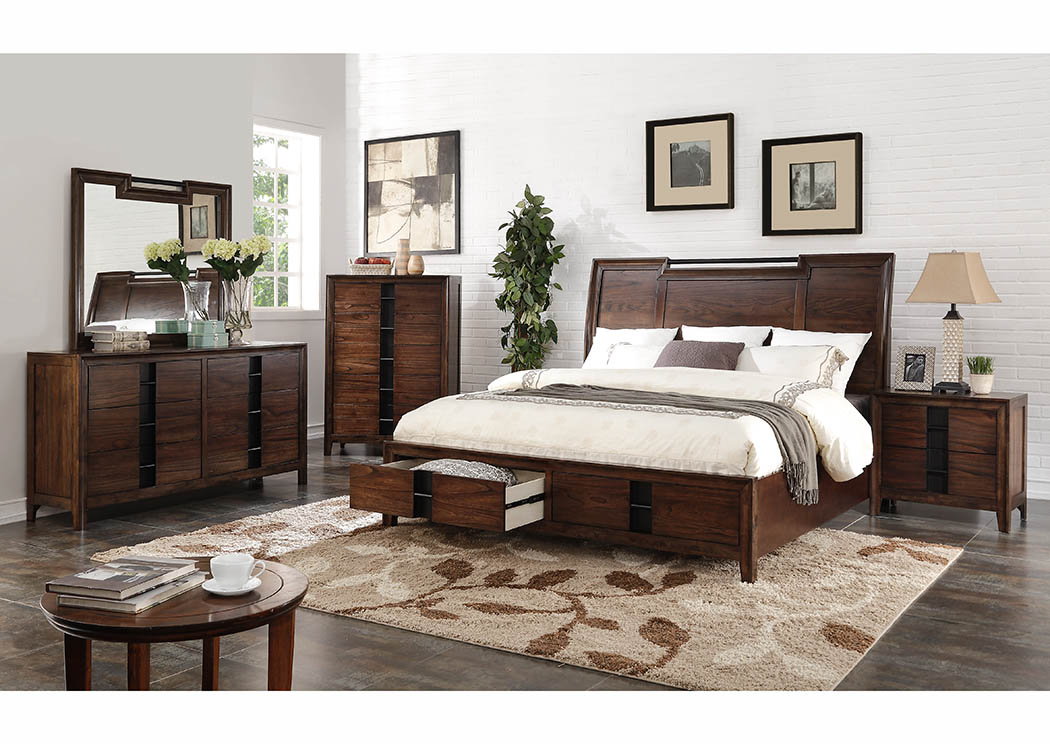 Mallory Nightstand ,Atlantic Bedding & Furniture