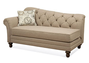 Abington Safari Timeless Patina Chaise