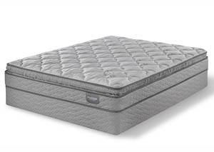 Alldridge Super Pillow Top California King Mattress