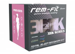 REM Fit 300K California King Kit