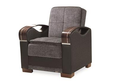 Image for Bristol Gray Chenille Chair