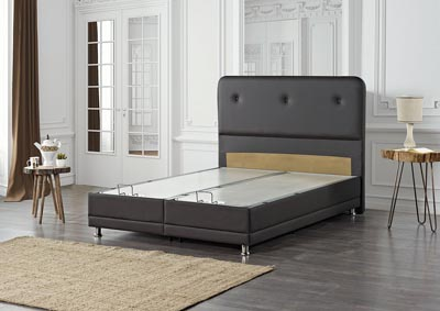 Image for Casarest Brown Queen Storage Bed