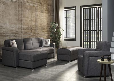 Image for Harmony Gray Sectional