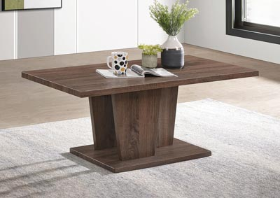 Image for Maya Brown Coffee Table