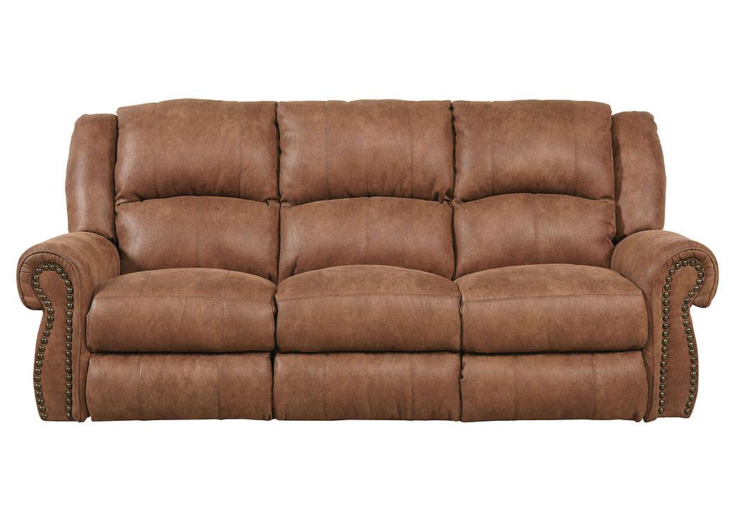 Gibson Mcdonald Furniture Westin Nutmeg Power Reclining Sofa