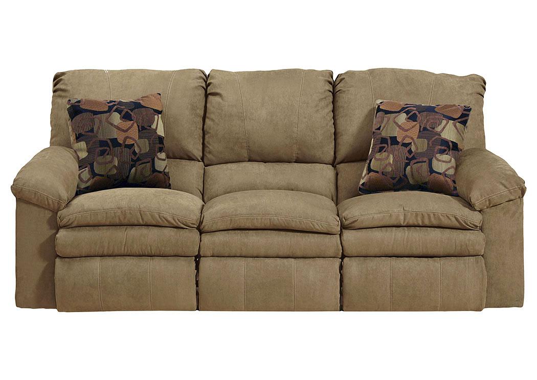 kinder 39 s express furniture impulse cafe espresso reclining sofa. Black Bedroom Furniture Sets. Home Design Ideas