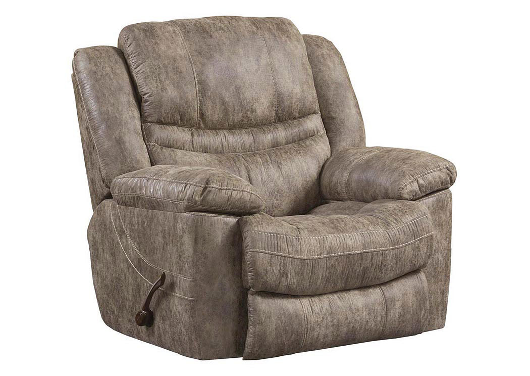 Valiant Marble Swivel Glider Recliner,ABF Catnapper