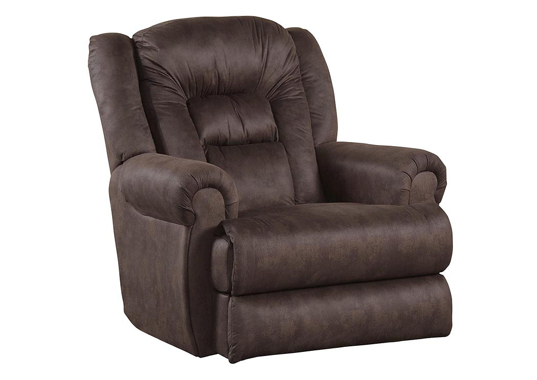 Sable Extra Tall Wall Proximity Recliner,ABF Catnapper