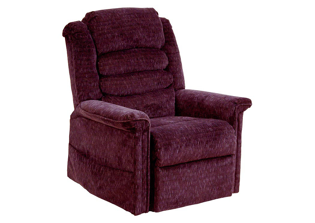 Compass Furniture Vino Power Lift Full Lay Out Chaise Recliner W Heat Amp Massage