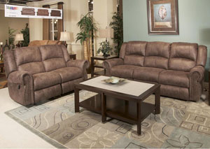 Westin Ash Reclining Sofa & Loveseat