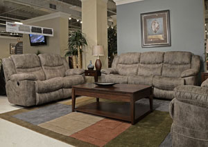 Valiant Marble Rocking Reclining Loveseat