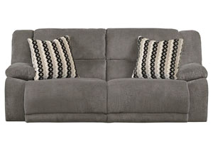 Hammond Granite/Graphite Reclining Sofa