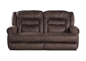 Sable Extra Tall Reclining Sofa